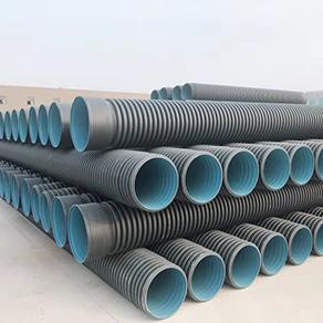 HDPE双壁波纹管规格