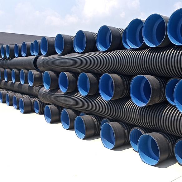 HDPE双壁波纹管供应商