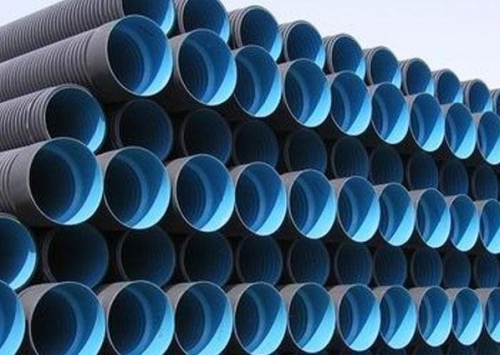 HDPE双壁波纹管的广泛应用